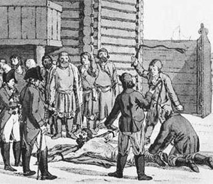 Телесные наказания на Руси: грани нашей истории