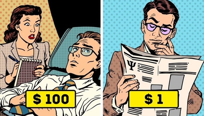 10бесплатных советов, закоторые люди платят психологам большие деньги