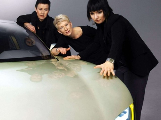 Первый автомобиль «Вольво», предназначенный исключительно для женщин