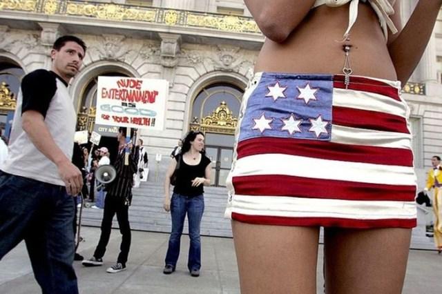 Секс в Америке: распространенные мифы и реальность