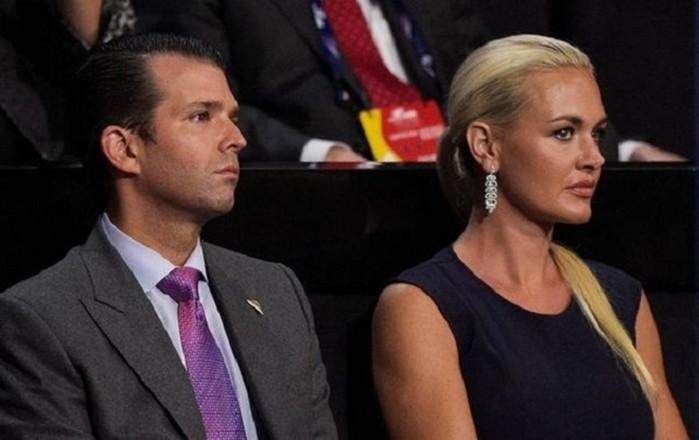 Как сын Трампа увел невесту у гангстера и Леонардо Ди Каприо