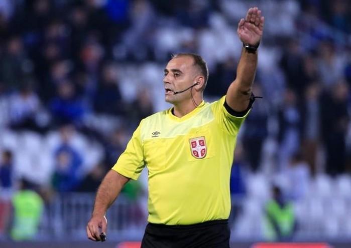 Футбольный арбитр из Сербии попал за решетку из за подозрительных пенальти