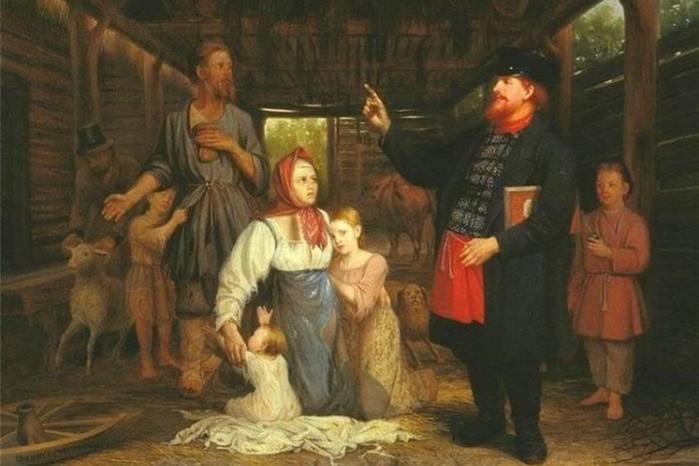 Порно помещик и крестьянка