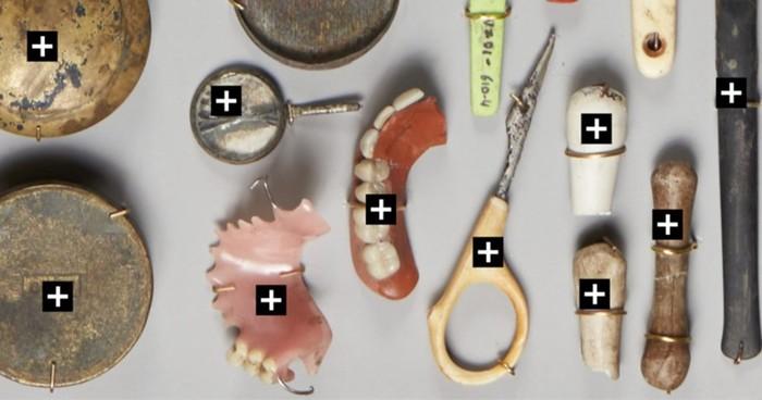 Амстердамские каналы Рокин и Дамрак: каталог с найденными на дне предметами