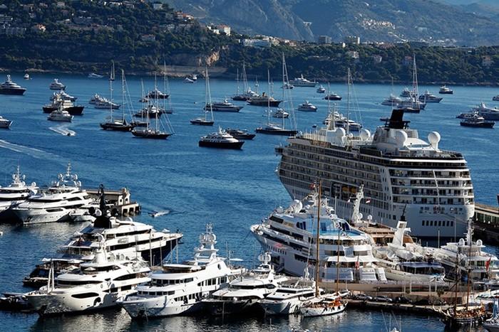 Самые популярные порты для яхт российских миллиардеров