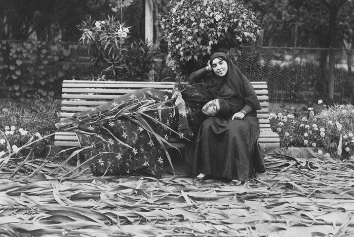 Любовь имонобровь: наложницы, евнухи ирабыни вгареме глазами ихбогатого хозяина