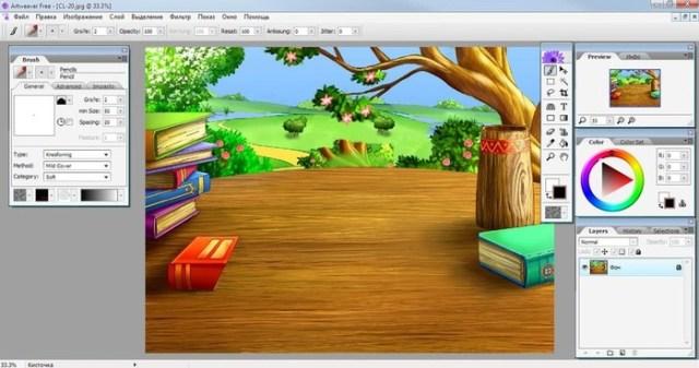 PhotoScape   универсальный бесплатный редактор изображений