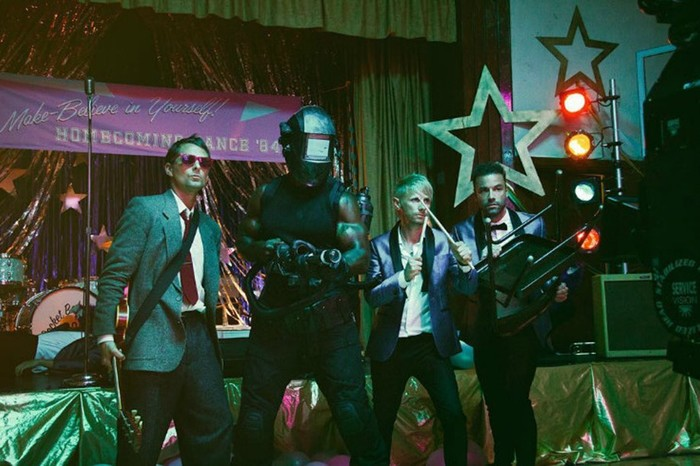 Muse: Вампиры устроили разгром нашкольной вечеринке