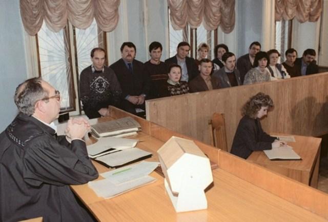 Рассказ судьи оприговорах, коллегах итайнах российского правосудия