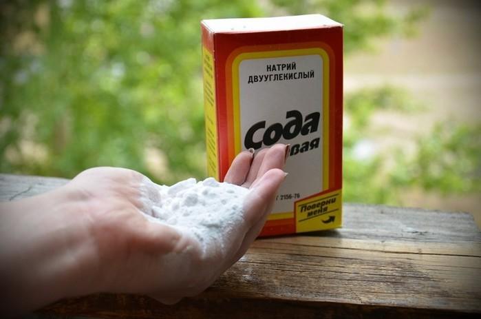 Сода: самый лучший домашний отбеливатель