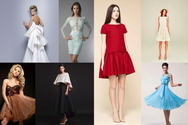 Модные платья для выпускного вечера