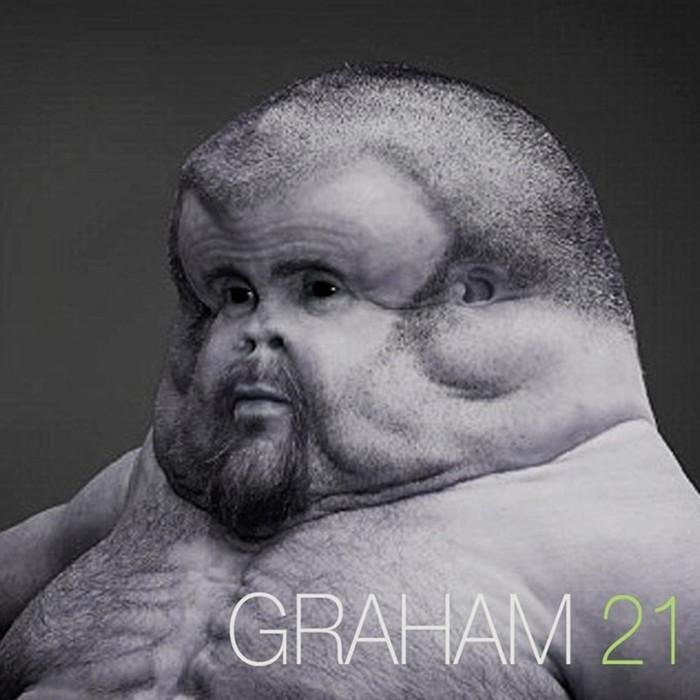 Интернет мемы: Грэм, человек, способный выжить в автокатастрофе