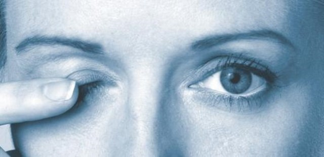 Почему дергается глаз— верхнее или нижнее веко