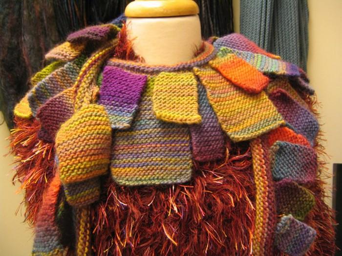 Топ необычных шарфов (фото)