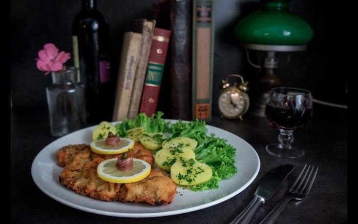 Венский шницель: рецепт с детективной историей