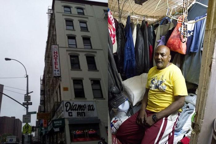 Солнечный свет с одной звездой: самый дешевый отель Нью Йорка