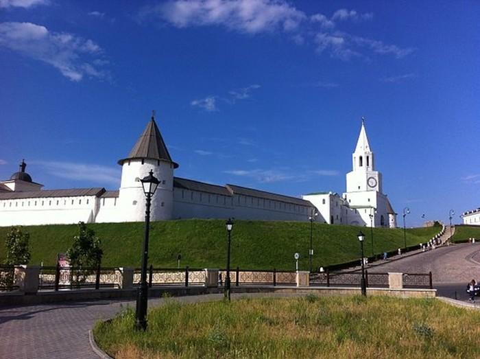 Какие кремли есть в России, кроме московского? История русской архитектуры