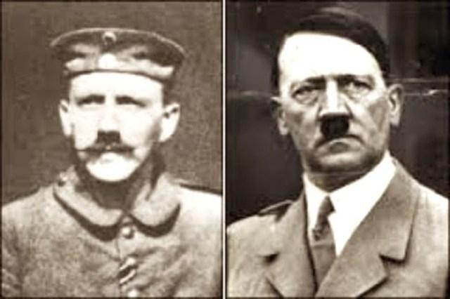 Почему Гитлер носил усы «зубная щетка»