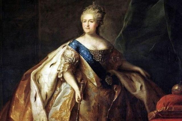 Екатерина Вторая и 12 неизвестных фактов об императрице