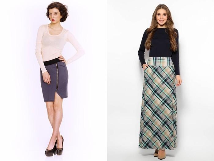 Модная юбка – эффектный наряд
