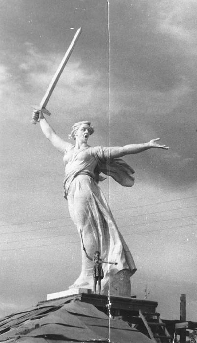 «Родина мать зовёт!»: что вы не знали о монументе