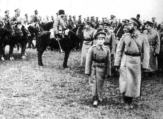 За что свергли императора Николая II на самом деле?