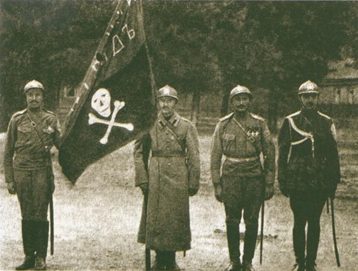 Боевой путь генерала Корнилова (история контрреволюции)