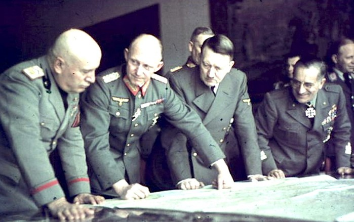 Как Гитлер «обустроил» бы Советский Союз, если бы выиграл войну