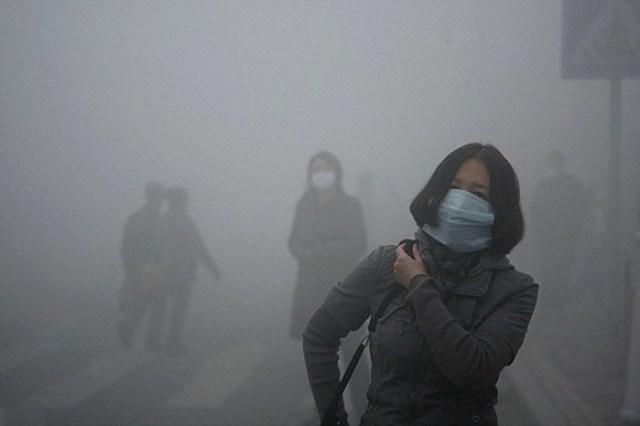 Что такое смог? Это не просто дым!