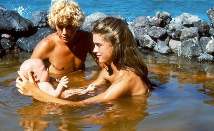 Фильм «Голубая лагуна» (1980)   экранизация романа ирландского писателя