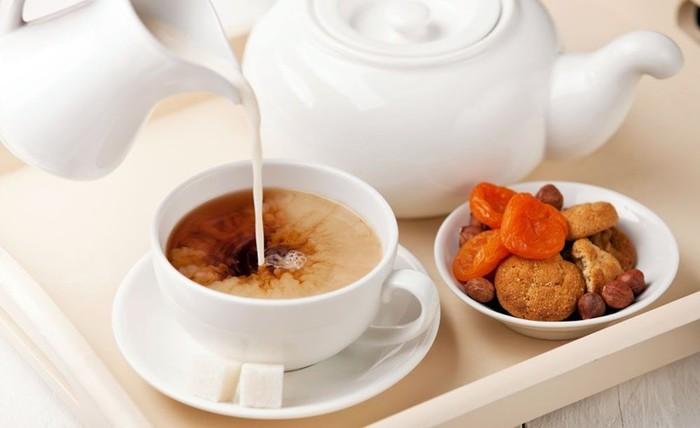 Рецепты витаминных чаев