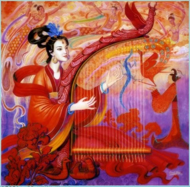 Как древний Китай соседствует с современным
