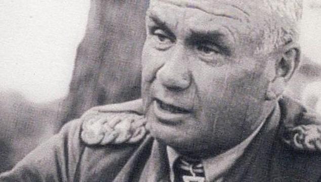 Самый жестокий каратель оккупант Фридрих Еккельн
