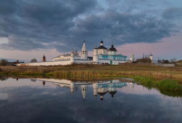 Какие русские города утонули