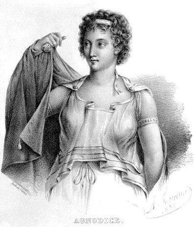 Великие женщины Древней Греции