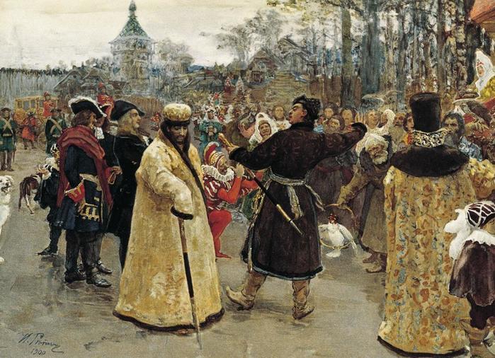 Что было бы с Россией без Петра I? Попробуем представить!