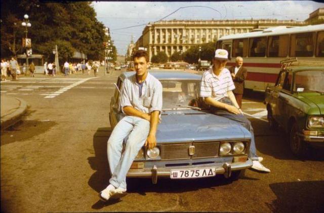 «Золотая молодежь»: кого в СССР считали мажорами