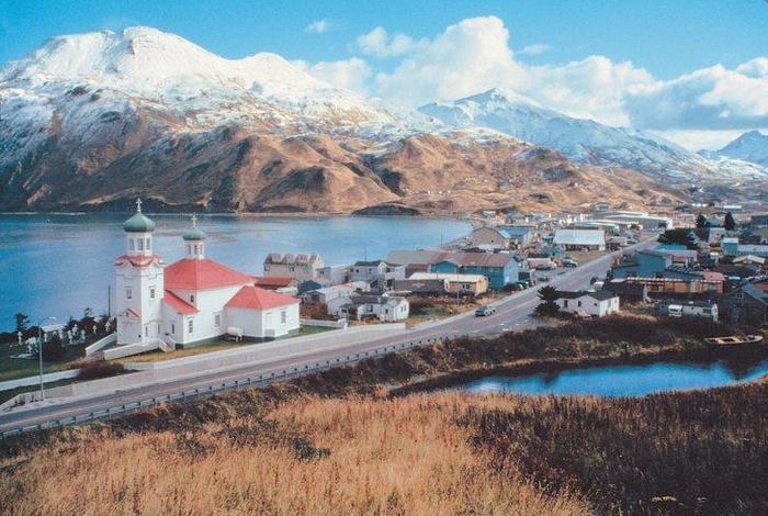 Как русские жили на Аляске до её продажи США