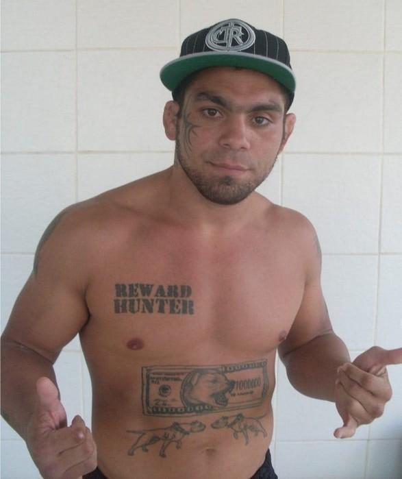 Самые идиотские татуировки бойцов смешанных единоборств