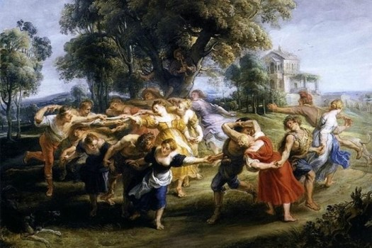 Пляска святого Витта: самая таинственная эпидемия в Европе