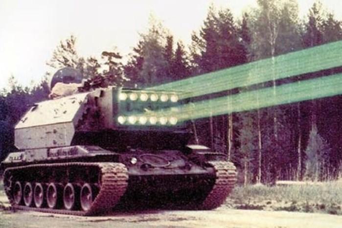 Применял ли СССР в 1969 году лазерное оружие против китайцев