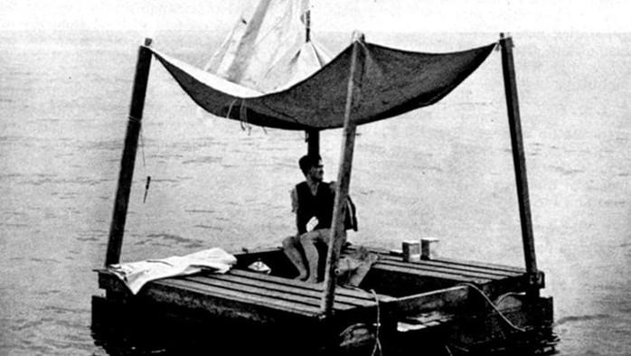 Невероятный рекорд Линь Пэна: как выжить на плоту в открытом океане