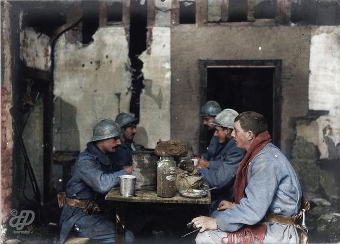 Исторические фотографии, невероятно передающие атмосферу эпохи