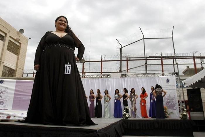 Женские конкурсы красоты в тюрьмах разных стран