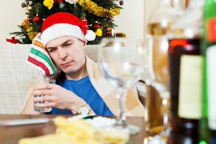Как пережить новогоднюю ночь: самые опасные праздничные вещи