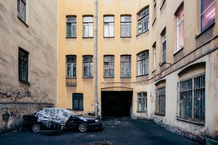 Тайны Санкт Петербурга: как появились дворы колодцы?