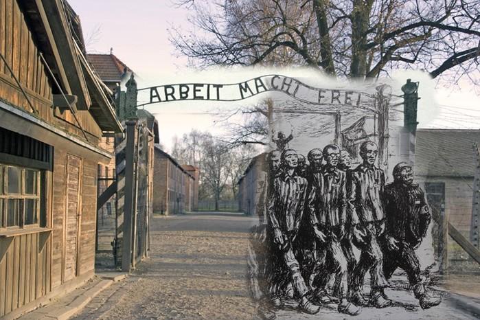 Несколько фактов про лагерь смерти Освенцим