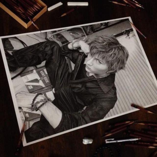Что такое настоящий реализм? «Безумные» рисунки карандашом от японского художника