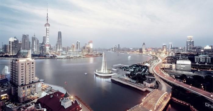 Нестандартные места отдыха в Шанхае