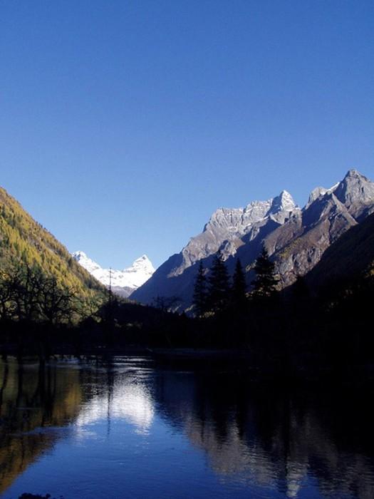 Сыгуняншань— китайские Горы Четырех Девушек